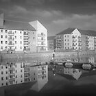 Bridgwater Docks #1 by Antony R James