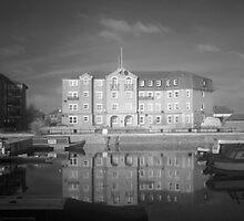 Bridgwater Docks #2 by Antony R James