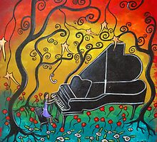Musical Enchantment II by Juli Cady Ryan