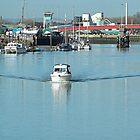 Littlehampton Harbour by beracox