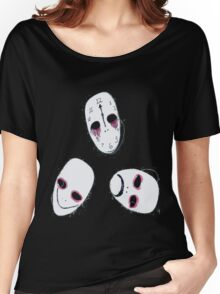 emiT or The Valley of Chronophobia  Women's Relaxed Fit T-Shirt