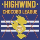 Final Fantasy VII - Chocobo League - Highwind by FFVII-TheSeries