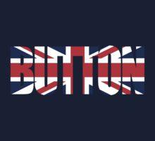 Jenson Button - Union Jack Kids Tee