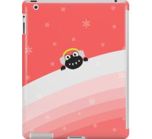 Cute Bug With Earflaps Winter IPhone Case iPad Case/Skin