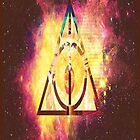 Deathly Hallows Sign by Arrianne Gagen