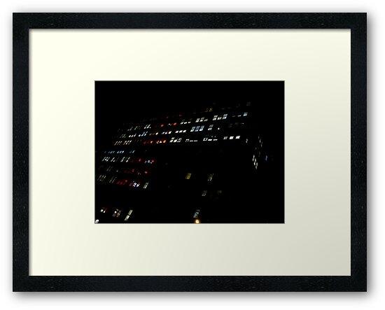 Mondrian Lights. by briceNYC