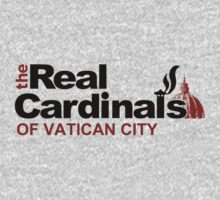 The Real Cardinals of Vatican City by AngryMongo