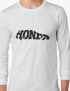 Honda Civic Long Sleeve T-Shirt
