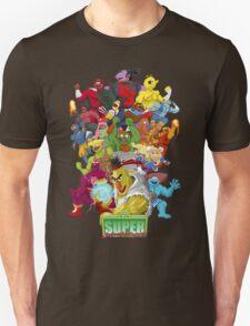 Super Sesame Street Fighter T-Shirt