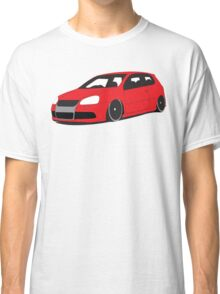 Red MKV .:R32 Graphic Classic T-Shirt