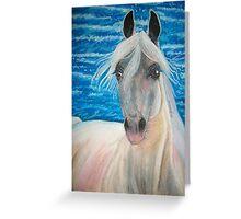 Arabian Seaside Greeting Card