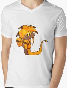 Chibi Candycorn Mens V-Neck T-Shirt