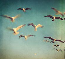 Dans avec les oiseaux by Inna Ivanova