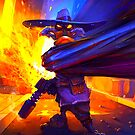 Darkwing Duck by racPOP Cases