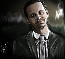 Jim Moriarty HI by Hayleyat221B
