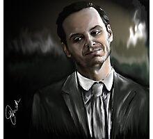 Jim Moriarty HI Photographic Print