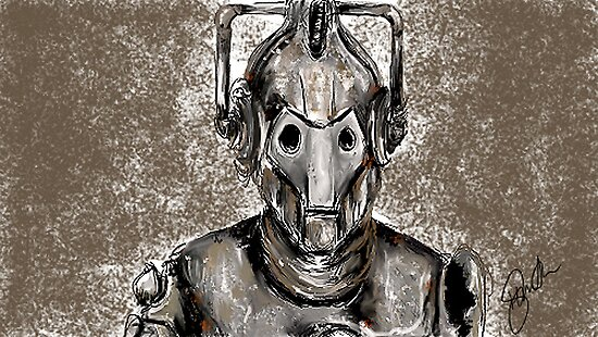 Cyberman by Hayleyat221B