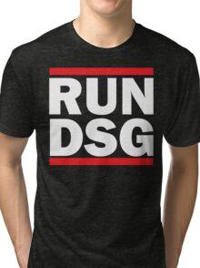 RUN DSG Graphic Tri-blend T-Shirt