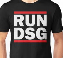 RUN DSG Graphic Unisex T-Shirt