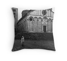 Massa Marittima - Livorno - Italy Throw Pillow