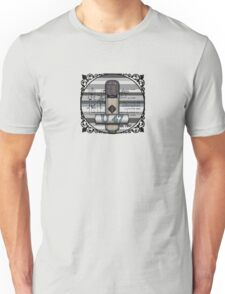 Classic - Neumann U47 Vintage Microphone Unisex T-Shirt
