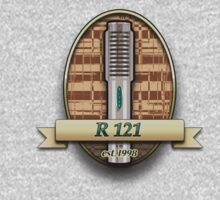 Classic - Royer 121 Microphone by AudioEscapades