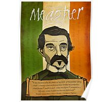 TF Meagher  Poster