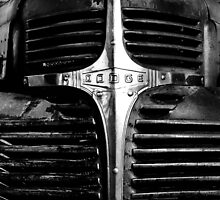 Old Dodge Grill by Mark Shearin