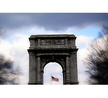 The National Memorial Arch Photographic Print