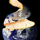 The Orange Planet by Felfriast