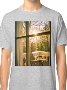 My Balcony In The Trees Classic T-Shirt