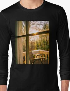 My Balcony In The Trees Long Sleeve T-Shirt