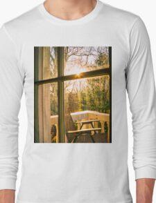 My Balcony In The Trees Long Sleeve T-Shirt