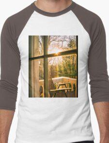My Balcony In The Trees Men's Baseball ¾ T-Shirt