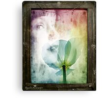 The Muse Canvas Print