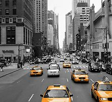 New York's Yellow Army by Danny Thomas