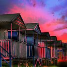Tankerton Beach Huts by timpr