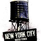 New York City Water Tower by icoNYC