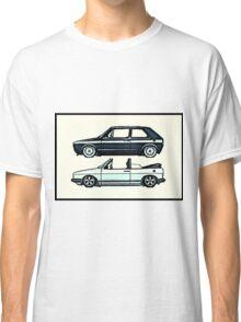 Golf & Cabriolet Classic T-Shirt
