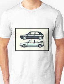 Golf & Cabriolet Unisex T-Shirt