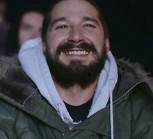 Shia LaBeouf by Lutubert