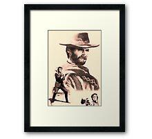 Harry Callahan tan Framed Print