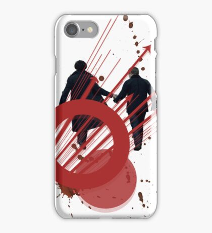 No, Friends Protect People iPhone Case/Skin