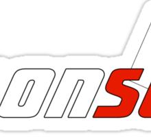 Fernando Alonso (Italian colours) Sticker