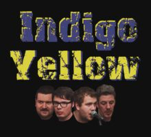 Indigo Yellow - Meet the Band T-Shirt by mps2000