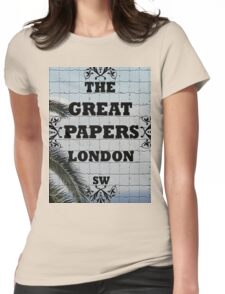 Great Papers Logo 2013 Womens Fitted T-Shirt