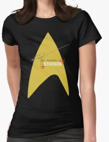 Set phasers to stunning. T-Shirt
