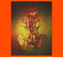 Tulip in Vase Kids Clothes