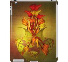 Tulip in Vase iPad Case/Skin