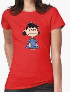 Lucy Womens Fitted T-Shirt